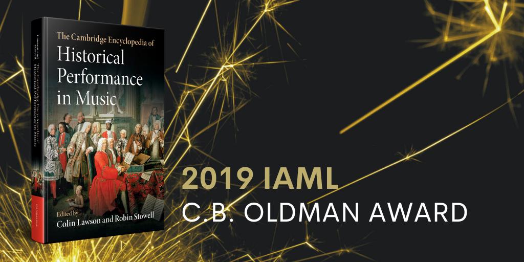 IAML 2019 Award