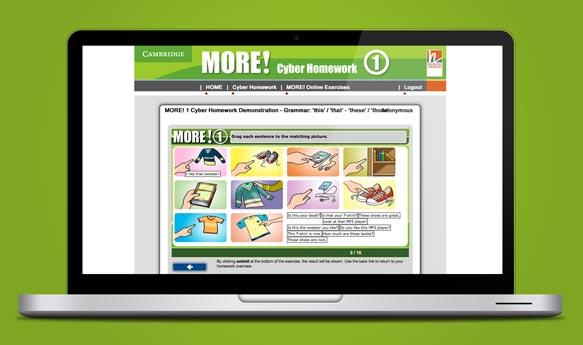 Online share homework