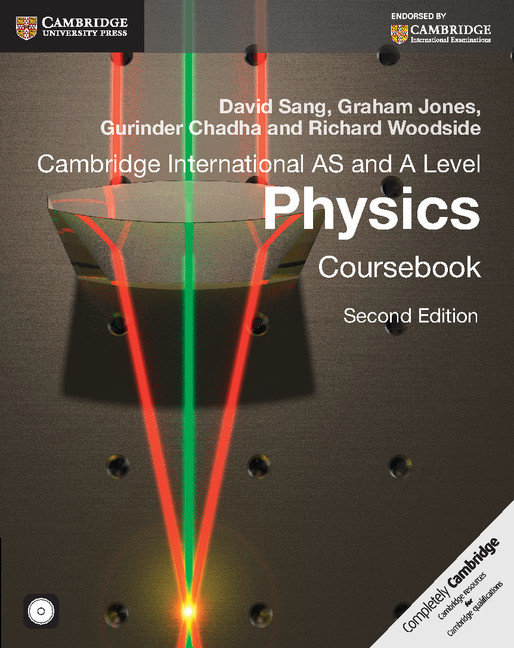 Cambridge International AS and A Level Physics