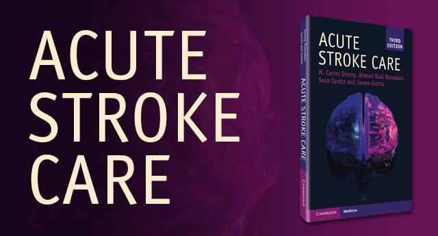 Acute Stroke Care banner