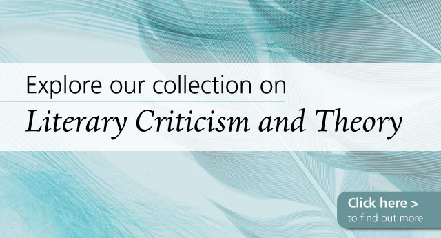 Explore our collection on literary criticism and theory