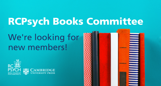 RCPsych_Books_Committee_Advert_WMP.png