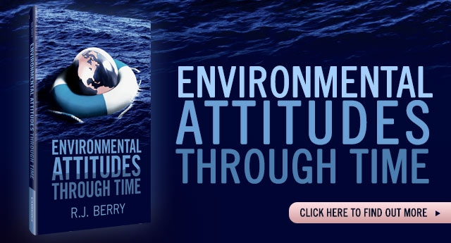 Environmental Attitudes through Time web banner