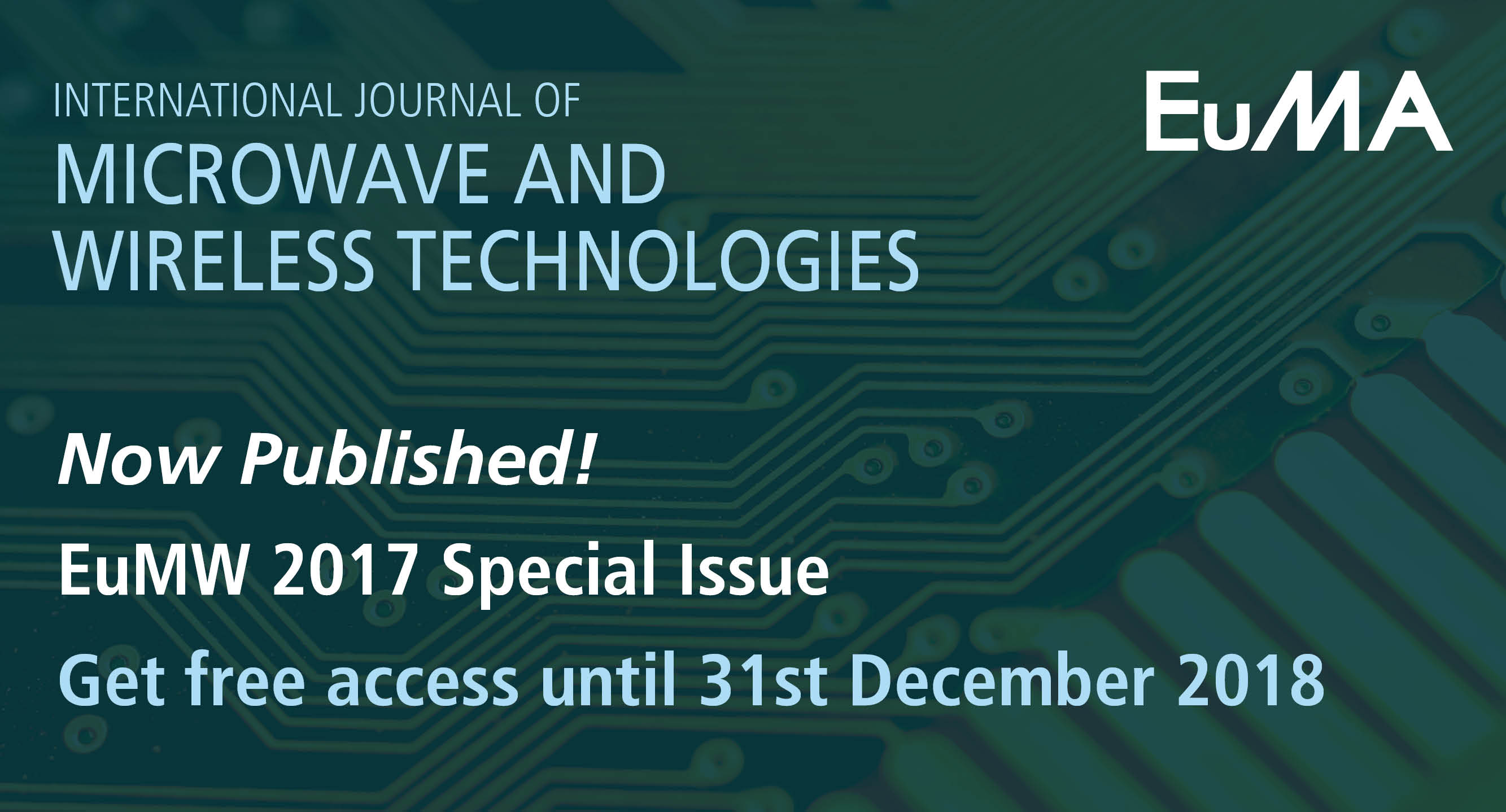 EuMW 2017 Special Issue