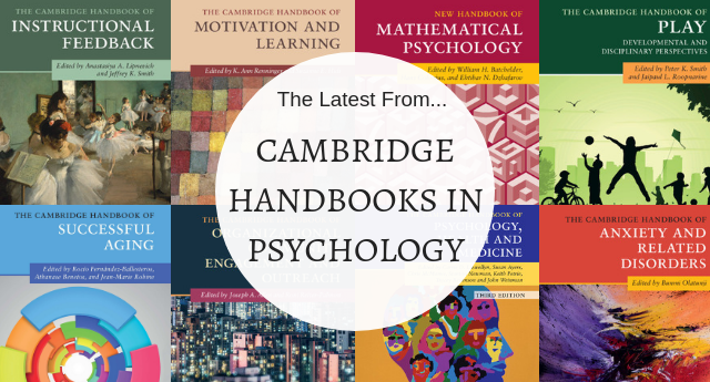 The Cambridge Handbooks of Psychology
