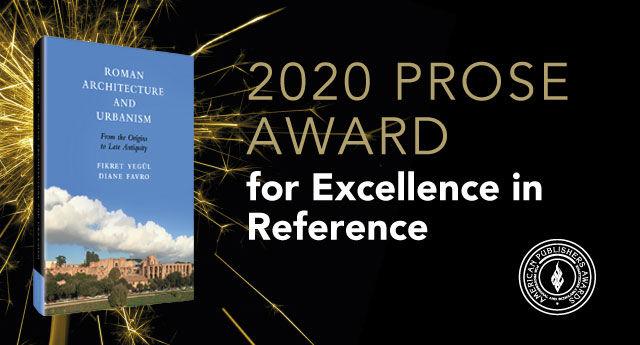 2020 PROSE Award