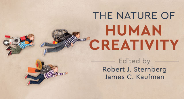 Robert Sternberg & James Kaufman | The Nature of Human Creativity