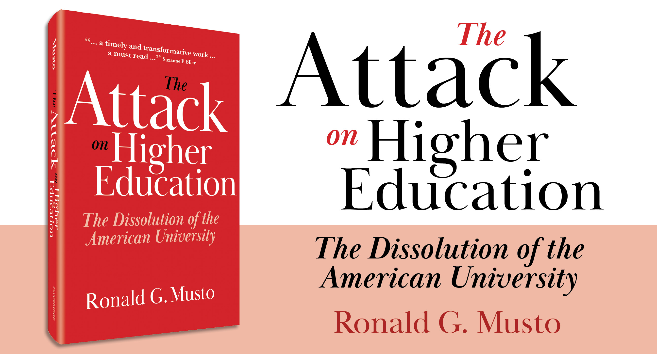 Attack on Higher Education
