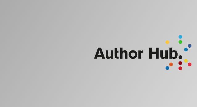 Introducing Author Hub