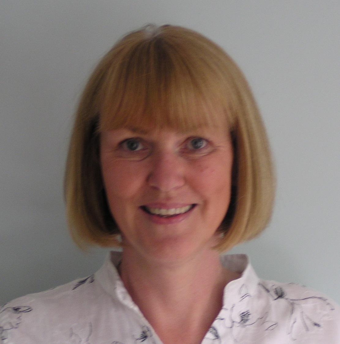 Author Sue Pemberton
