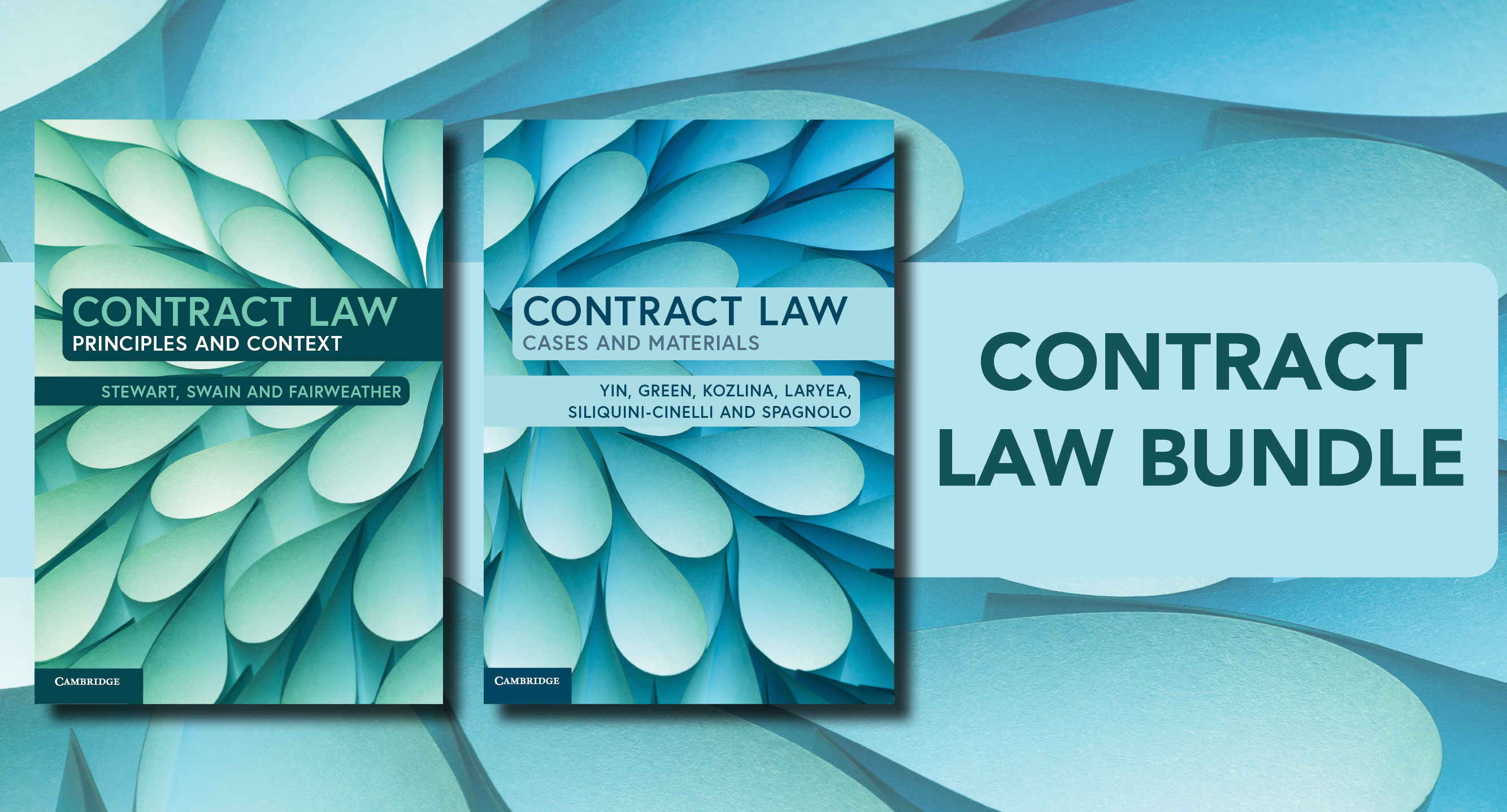 Contract Law Bundle