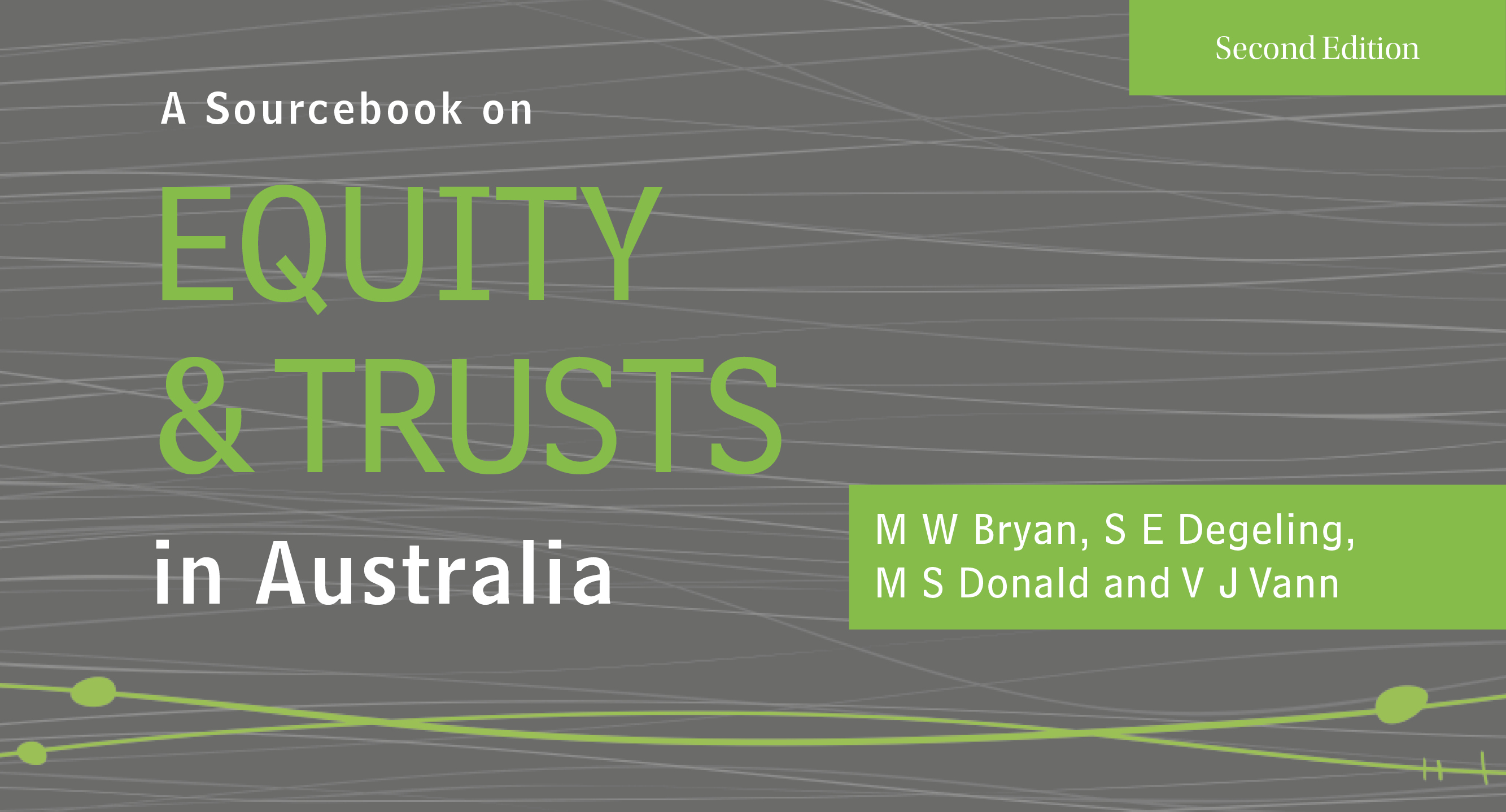 A Sourcebook on Equity and Trusts Banner