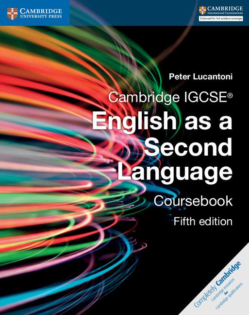 Cambridge IGCSE English As A Second Language English As A