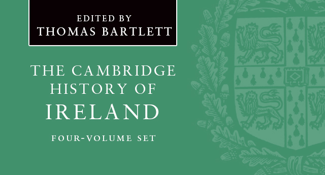 Cambridge History of Ireland set cover