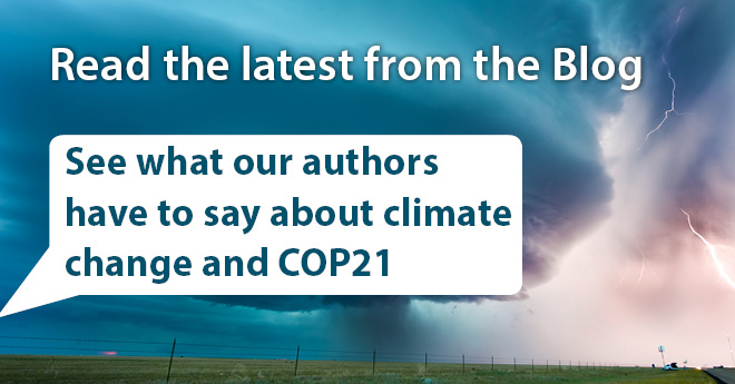 Latest blog posts on climate change