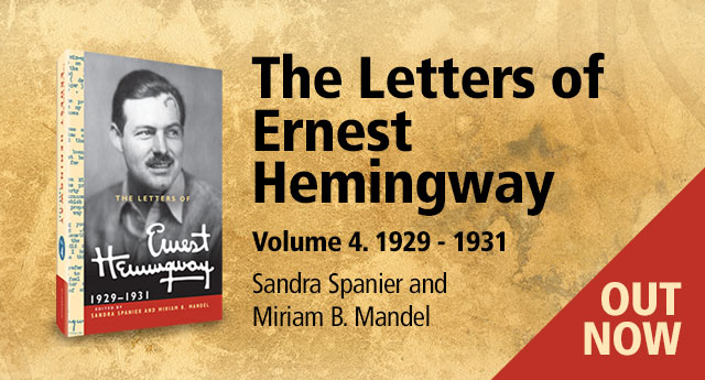The Letters of Ernest Hemingway Volume 4 1929 - 1931
