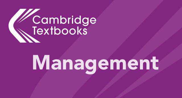 Management Textbooks