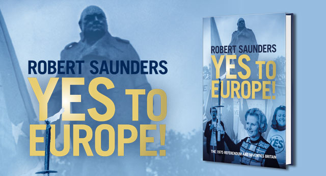 Yes to Europe! cover