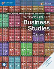 IGCSE® and O Level Business Studies