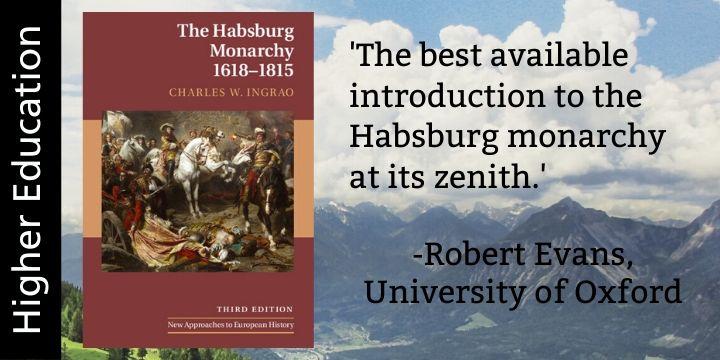 Ingrao's Habsburg Monarchy 1618-1815