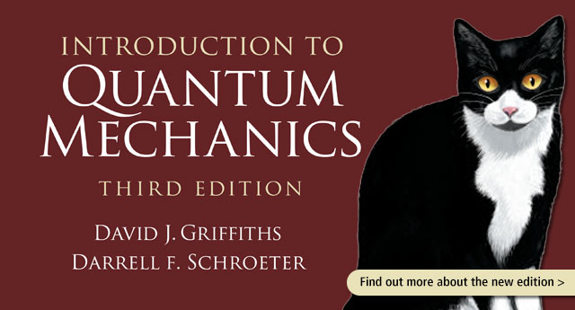 Introduction to Quantum Mechanics, Third Edition