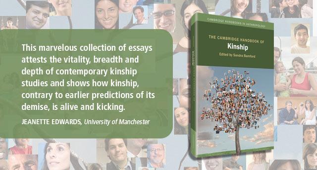 Handbook of Kinship