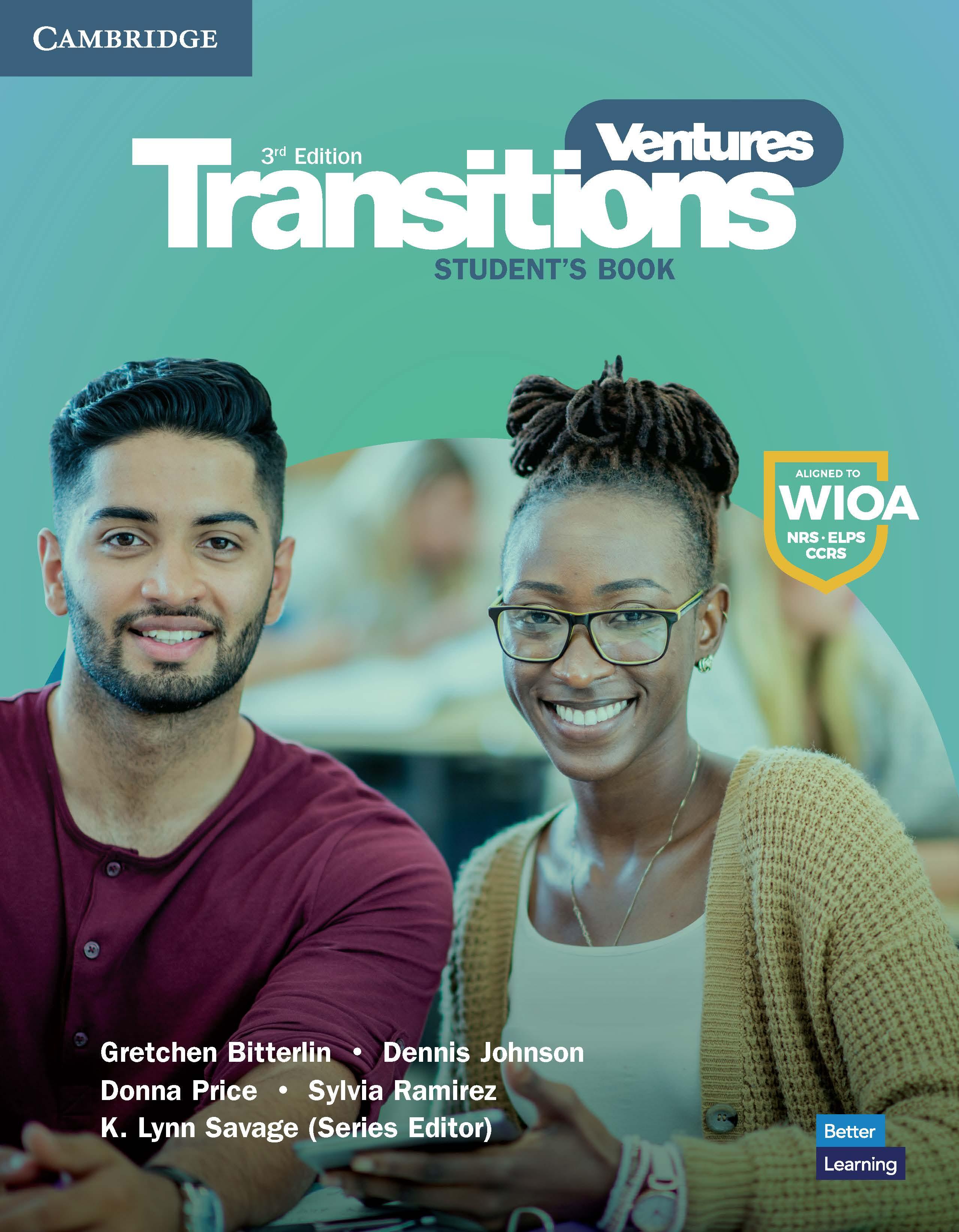Ventures 3e Transitions 3e