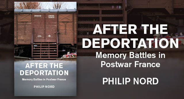 cover of After the Deportation