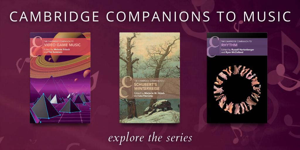 Cambridge Companions to Music