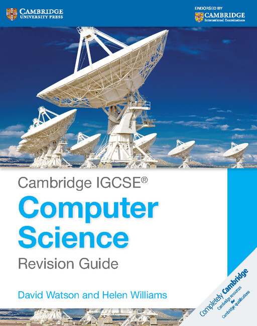 IGCSE Computer Science Revision Guide