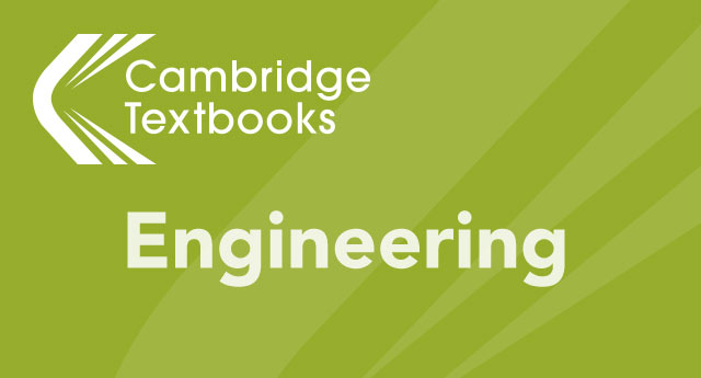Cambridge Textbooks Engineering