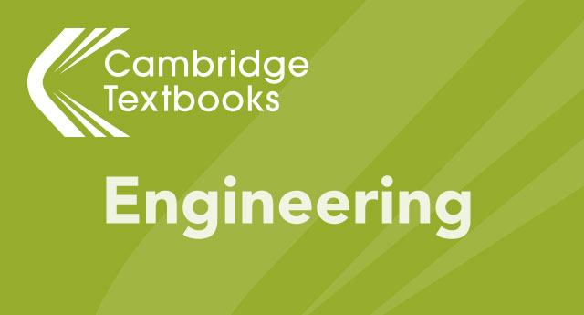 Cambridge Textbooks Engineering