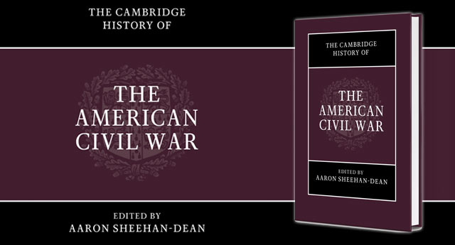 Cambridge History of the American Civil War banner