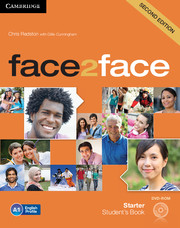 Second edition pre-intermediate students book face2face