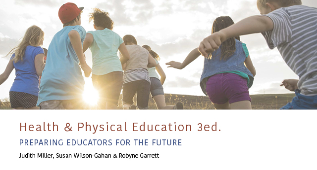 Health and Physical Education Banner