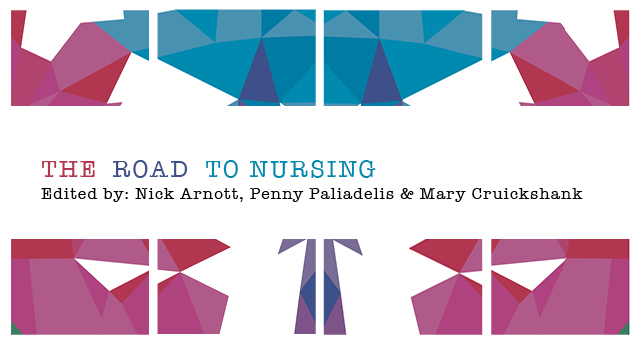 The Road to Nursing Banner