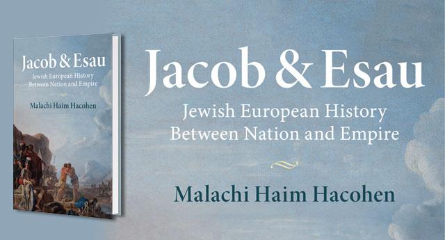 Jacob and Esau banner