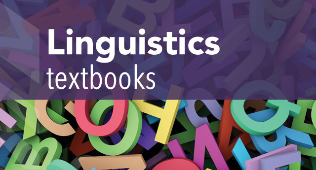 Linguistics Textbooks