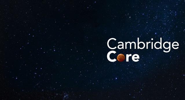 Introducing Cambridge Core