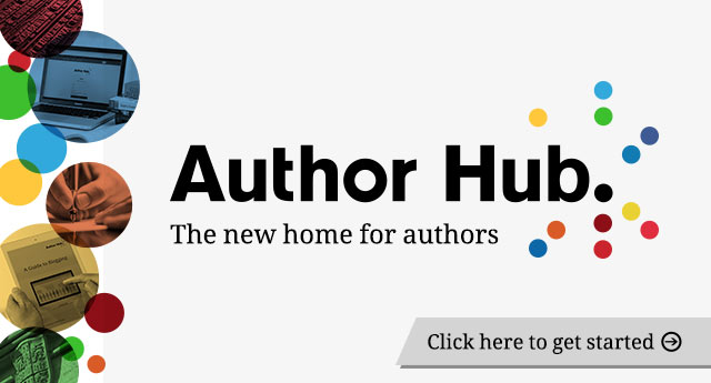 Author Hub Banner
