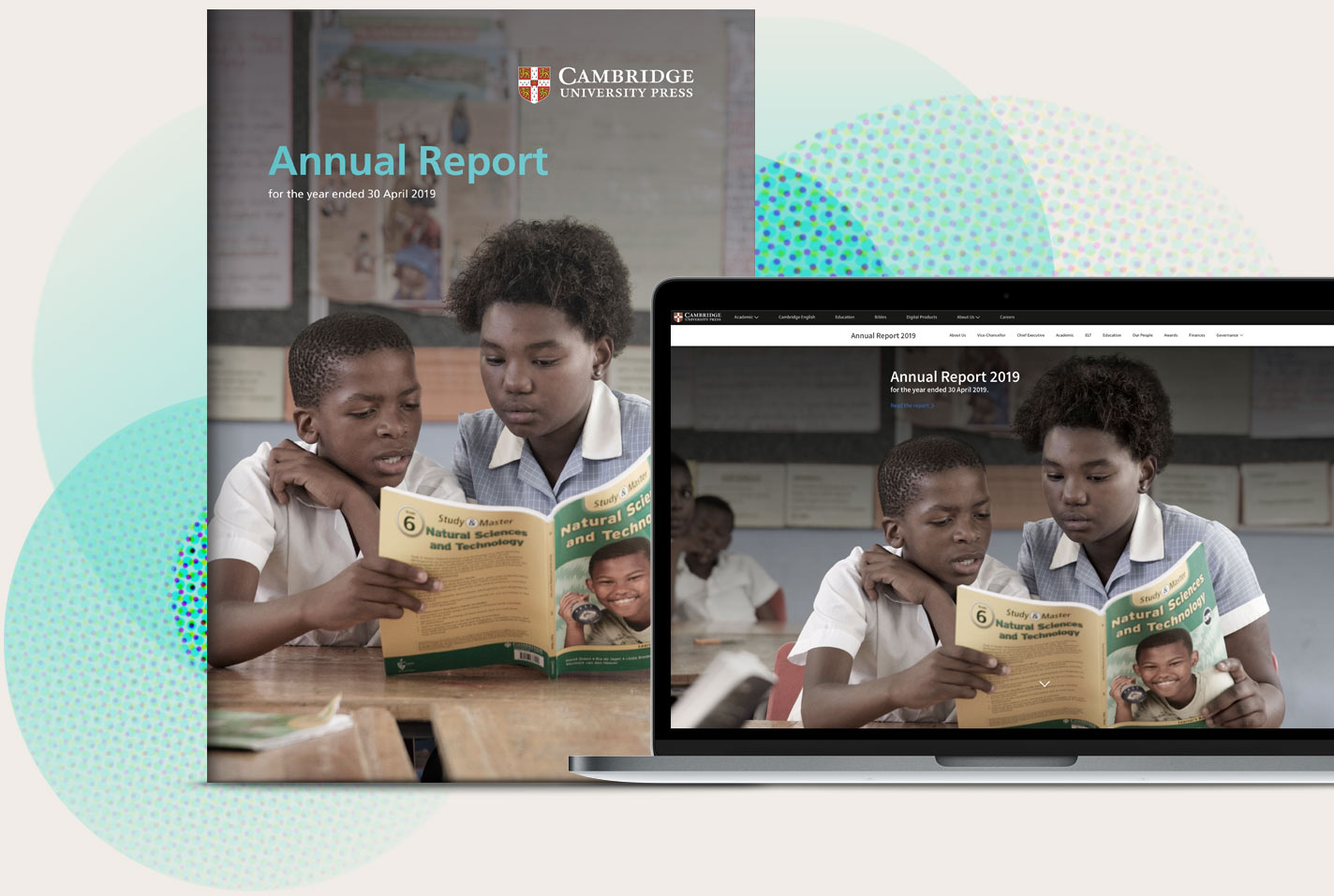 Annual Report for the year ended 30 April 2019