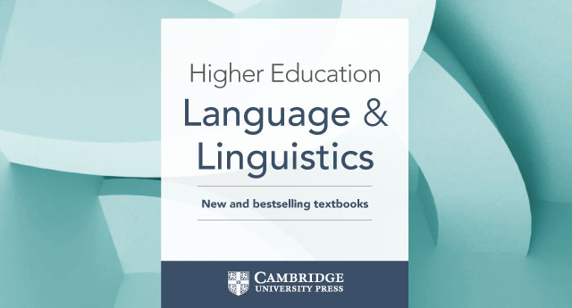 Linguistics and Language Catalogue Fall 2020