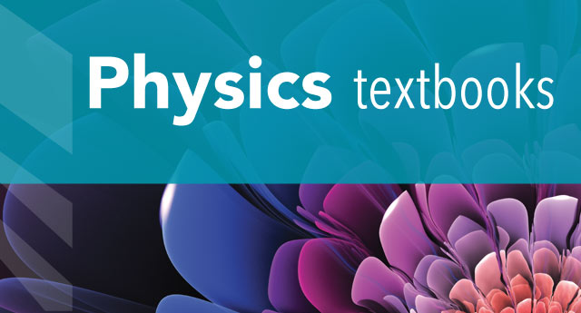 Physics textbooks