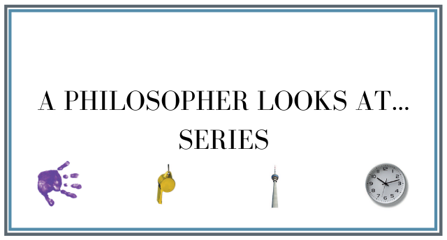 Cover of A Philosopher Looks at Series