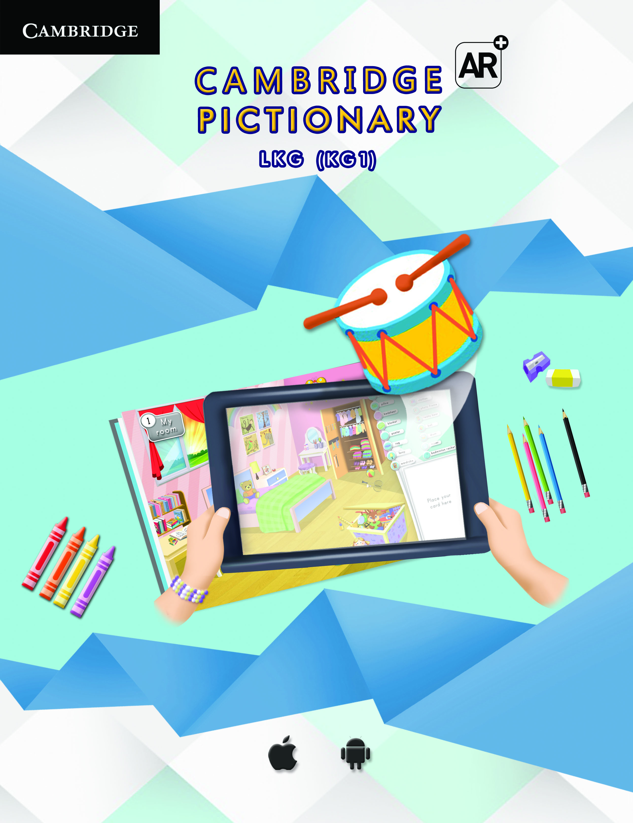 Pictionary cover image