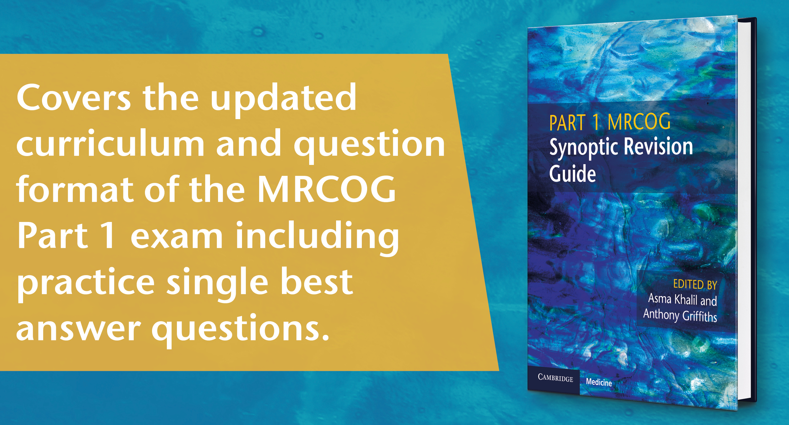 Part 1 MRCOG Synoptic Revision Guide
