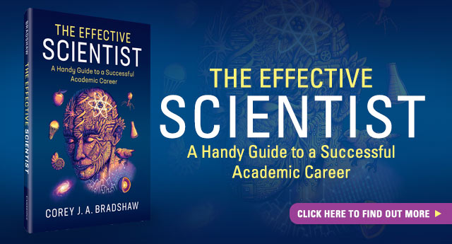 The Effective Scientist Banner