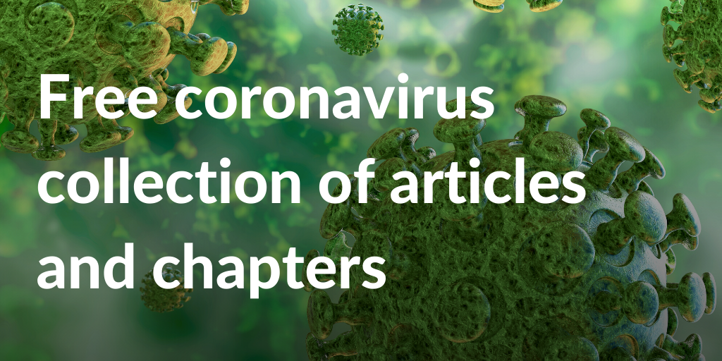 Free articles and chapters on coronavirus