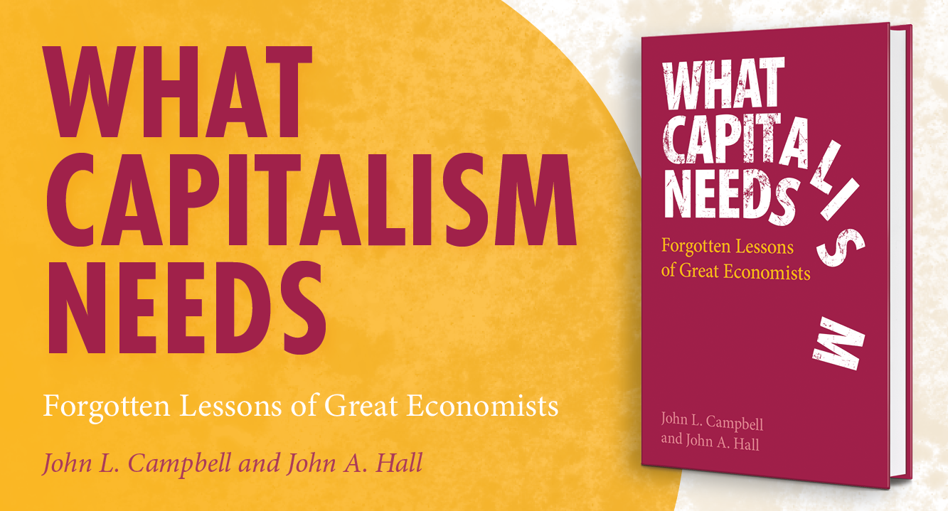 What Capitalism Needs