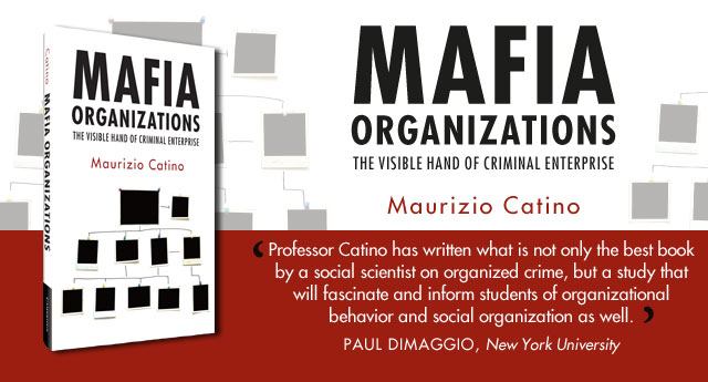 Making sense of mafias as organizations